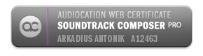 Audiocation Web Certificate